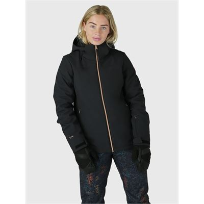 Brunotti Aries-N Women Softshelljacket. Verfügbar in XS,S,M,L,XL,XXL (2022124273-099)