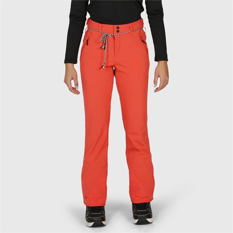 Brunotti Tavors  (rot) - damen skihosen - Brunotti online shop