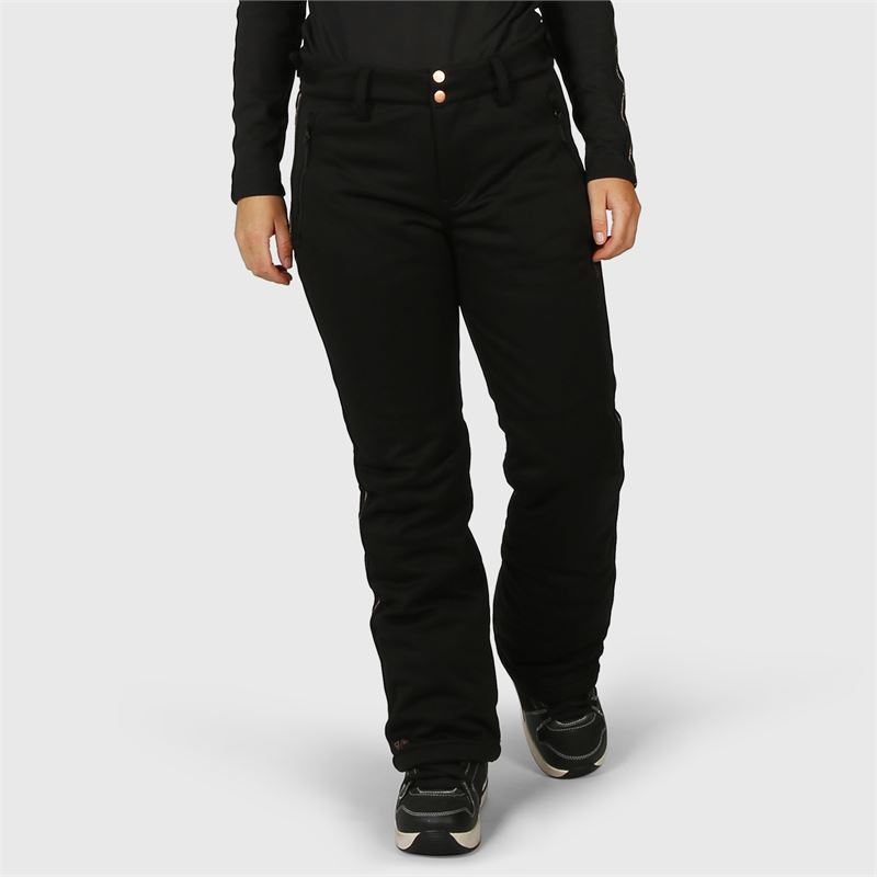 Brunotti Jaribu  (black) - women snow pants - Brunotti online shop