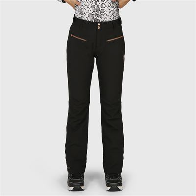 Brunotti Silverlake Women Softshellpant. Verfügbar in XS,S,M,L,XL,XXL (2022125389-099)