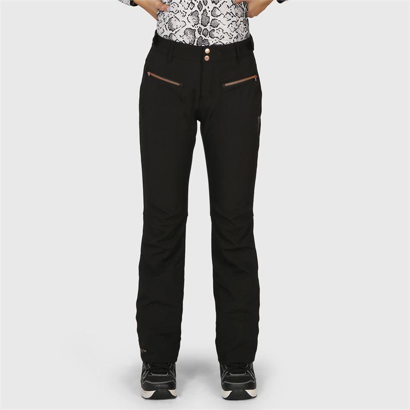 Brunotti Silverlake-N  (zwart) - dames skibroeken - Brunotti online shop