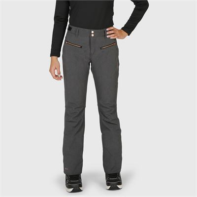 Brunotti Silverlake-Melange Women Softshellpant. Available in XS,S,M,L,XL,XXL (2022125391-099)