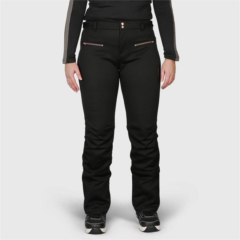 Brunotti Silverlake-Curvy  (black) - women snow pants - Brunotti online shop