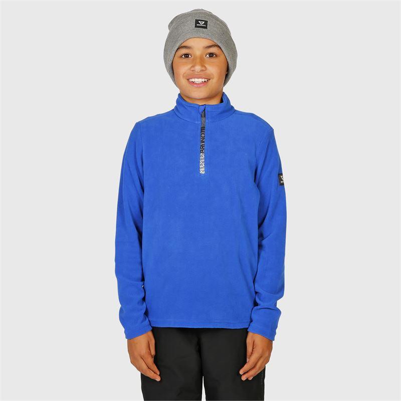 Brunotti Tenno-JR  (blue) - boys fleeces - Brunotti online shop