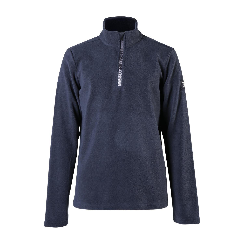 Brunotti Tenno-JR  (blauw) - jongens fleeces - Brunotti online shop