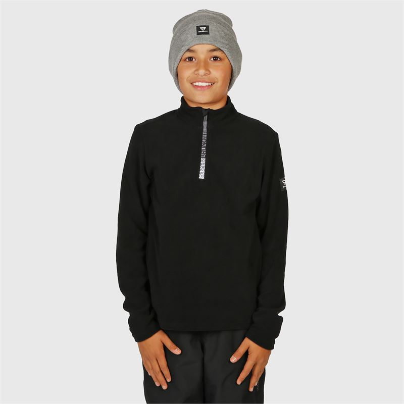 Brunotti Tenno-JR  (black) - boys fleeces - Brunotti online shop