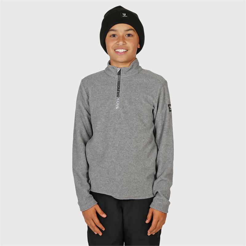 Brunotti Tenno-JR  (grey) - boys fleeces - Brunotti online shop
