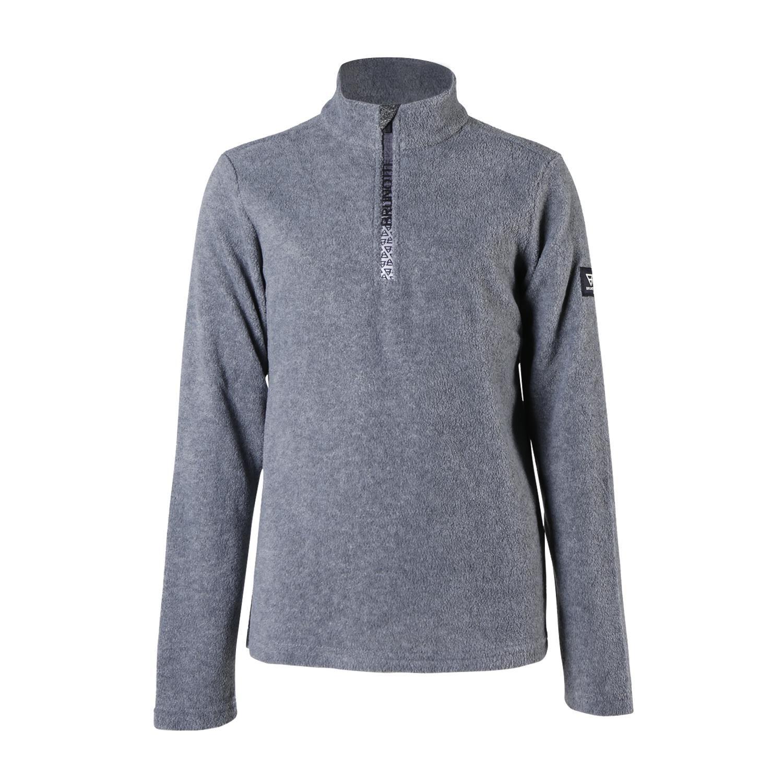Brunotti Tenno-JR  (grijs) - jongens fleeces - Brunotti online shop