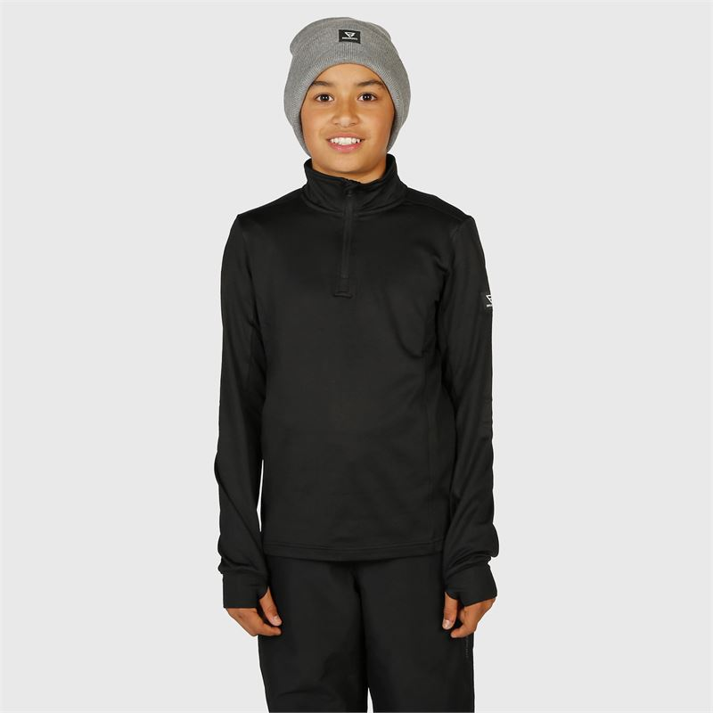 Brunotti Terni-JR  (black) - boys fleeces - Brunotti online shop