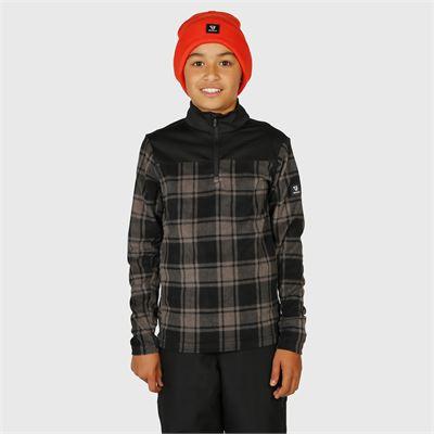 Brunotti Sloan-JR Boys Fleece. Beschikbaar in 116,128,140,152,164,176 (2023019567-0930)