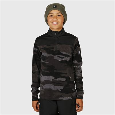 Brunotti Sloan-JR Boys Fleece. Verfügbar in 128,140,152,164,176 (2023019567-097)