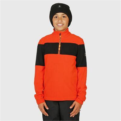 Brunotti Vaughn-JR Boys Fleece. Beschikbaar in 116,128,140,152,164,176 (2023019569-0222)