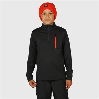 Brunotti Orlando-JR Boys Fleece. Verfügbar in 116,128,140,152,164,176 (2023019571-099)