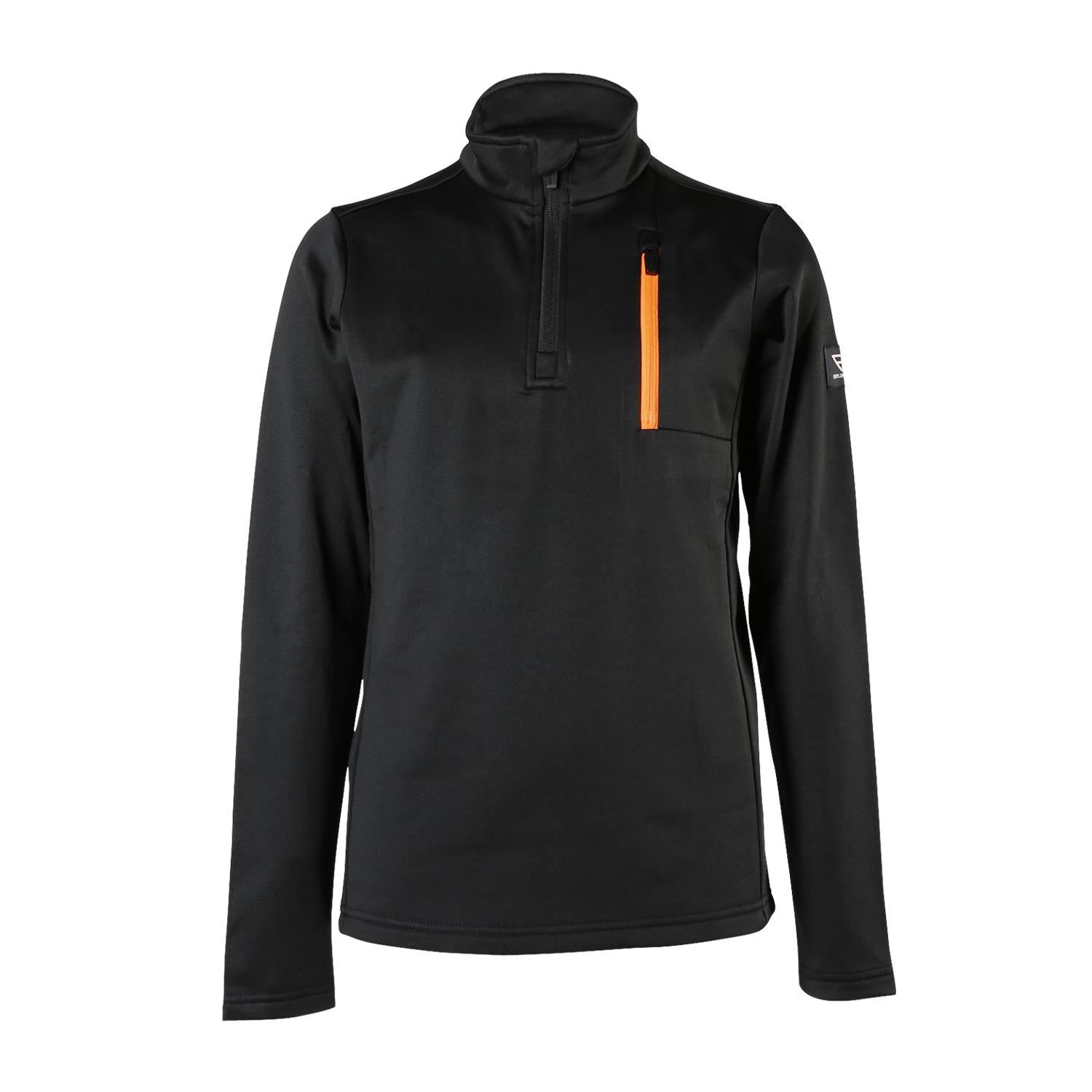 Brunotti Orlando-JR  (black) - boys fleeces - Brunotti online shop