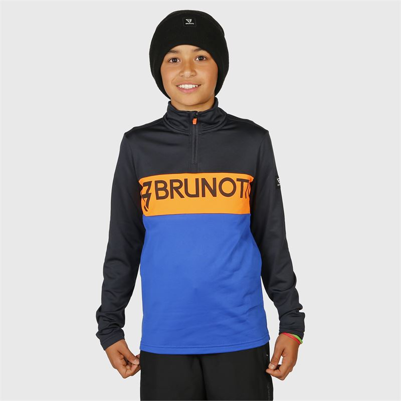 Brunotti Frank-JR  (blau) - jungen fleeces - Brunotti online shop