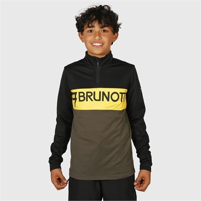 Brunotti Frank-JR Boys Fleece. Verfügbar in 116,128,140,152,164,176 (2023019575-099)