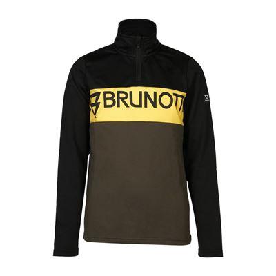 Brunotti Frank-JR Boys Fleece. Available in 116,128,140,152,164,176 (2023019575-099)