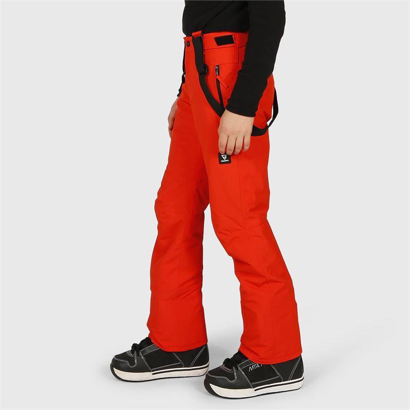 Brunotti Footstrap-JR  (rot) - jungen skihosen - Brunotti online shop