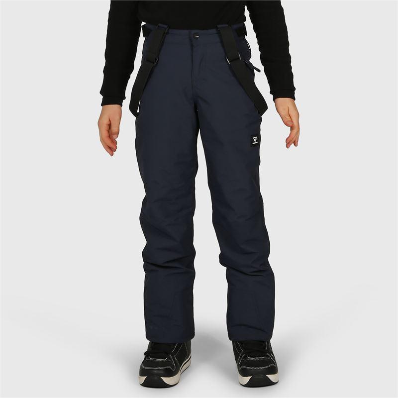 Brunotti Footstrap-JR  (blau) - jungen skihosen - Brunotti online shop