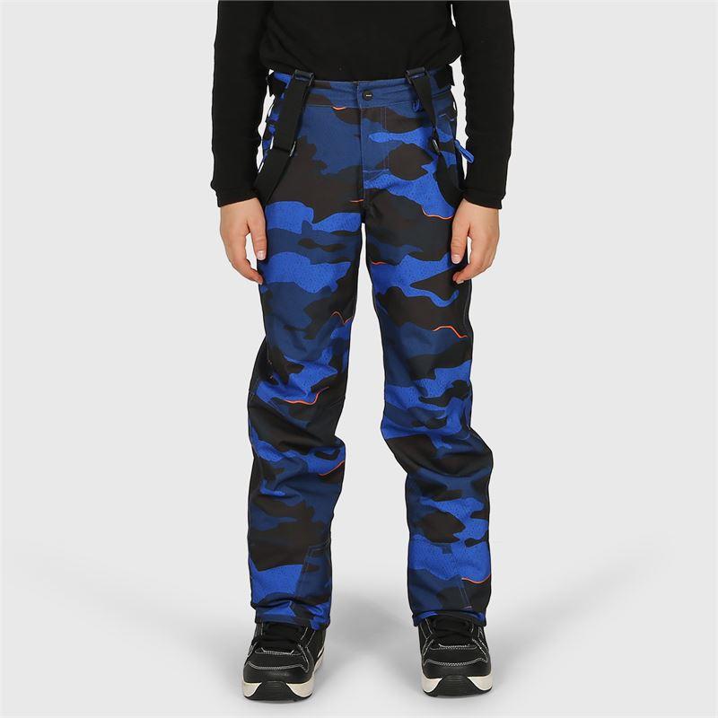 Brunotti Footstrap-AO-JR  (blauw) - jongens skibroeken - Brunotti online shop