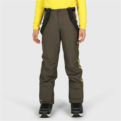 Brunotti Footstrap-Logo-JR Boys Snowpants. Verfügbar in 164,176 (2023053545-0930)
