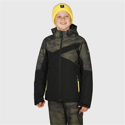 Brunotti Pander-AO-JR Boys Snowjacket. Verfügbar in 140,152,164,176 (2023123501-0930)