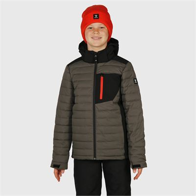Brunotti Trysail-JR Boys Snowjacket. Available in 128,140,152,164,176 (2023123505-0930)