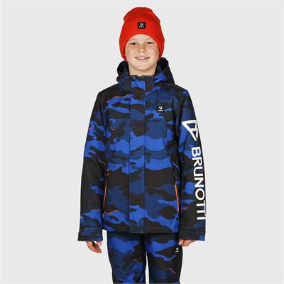 Brunotti Gullies-JR Boys Snowjacket. Verfügbar in 116,128,140,152,164,176 (2023123507-0477)