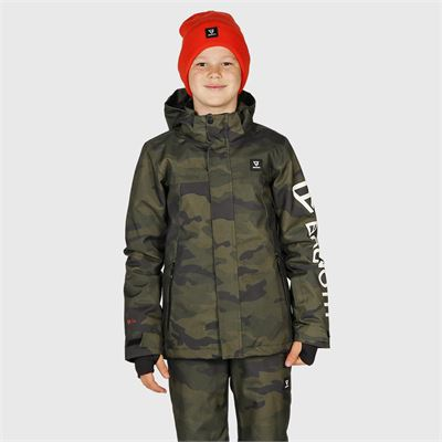 Brunotti Gullies-JR Boys Snowjacket. Verfügbar in 116,128,140,152,164,176 (2023123507-0930)