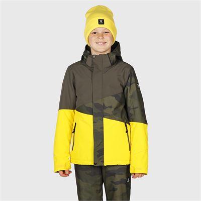 Brunotti Idaho-JR Boys Snowjacket. Beschikbaar in 116,128,140,152,164,176 (2023123509-0162)
