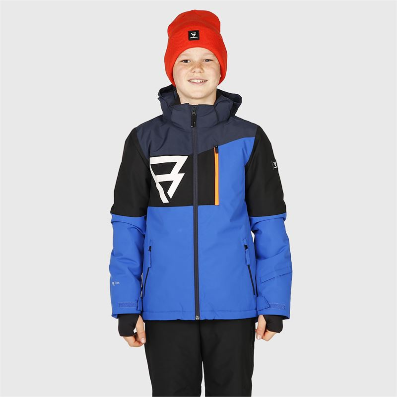 Brunotti Dakoto-JR  (blue) - boys snow jackets - Brunotti online shop