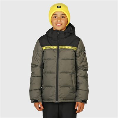 Brunotti Rolf-JR Boys Snowjacket. Verfügbar in 116,128,140,152,164,176 (2023123519-0930)