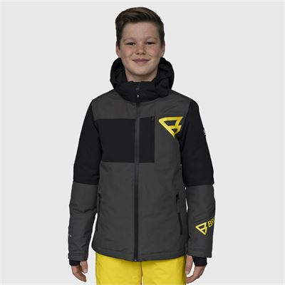 Brunotti Flynn-JR-S Boys Snowjacket. Available in 116,128,140,152,164,176 (2023123591-0930)