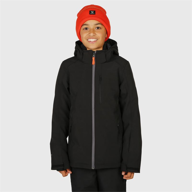 Brunotti Marsala-JR  (black) - boys casual jackets - Brunotti online shop