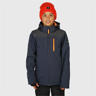 Brunotti Twintip-JR Boys Softshelljacket. Available in 116,140,152 (2023124533-0532)
