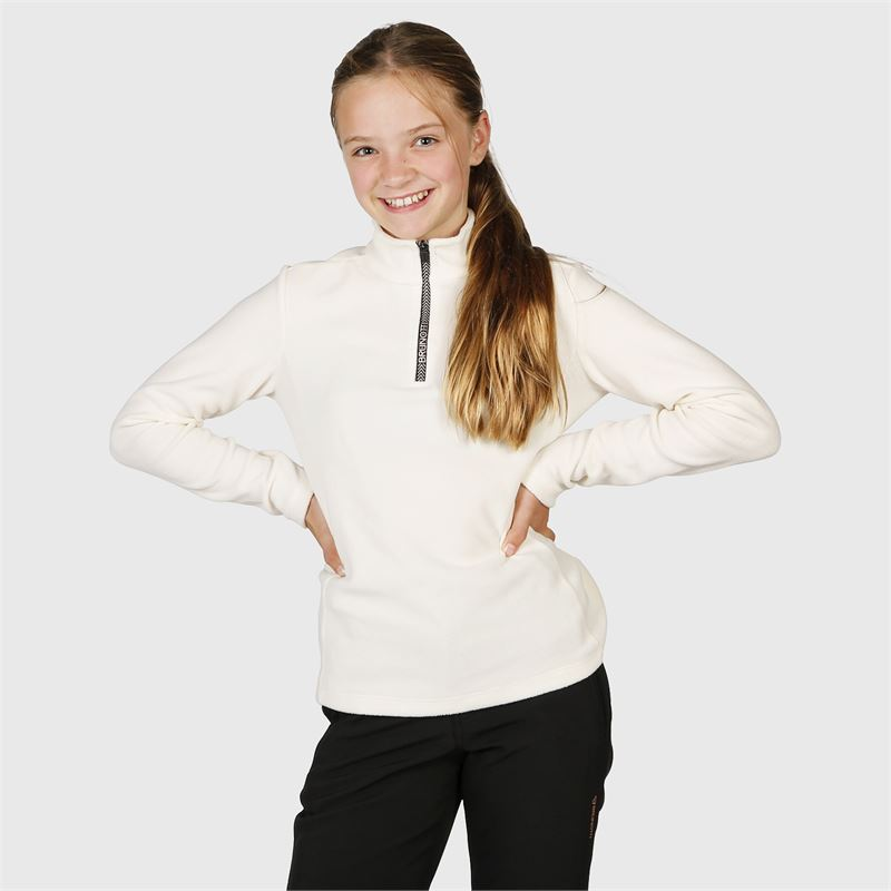 Brunotti Mismy  (white) - girls fleeces - Brunotti online shop