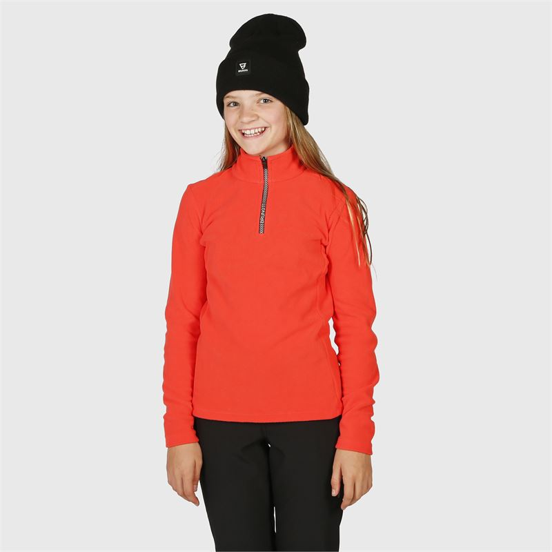 Brunotti Mismy-N  (red) - girls fleeces - Brunotti online shop