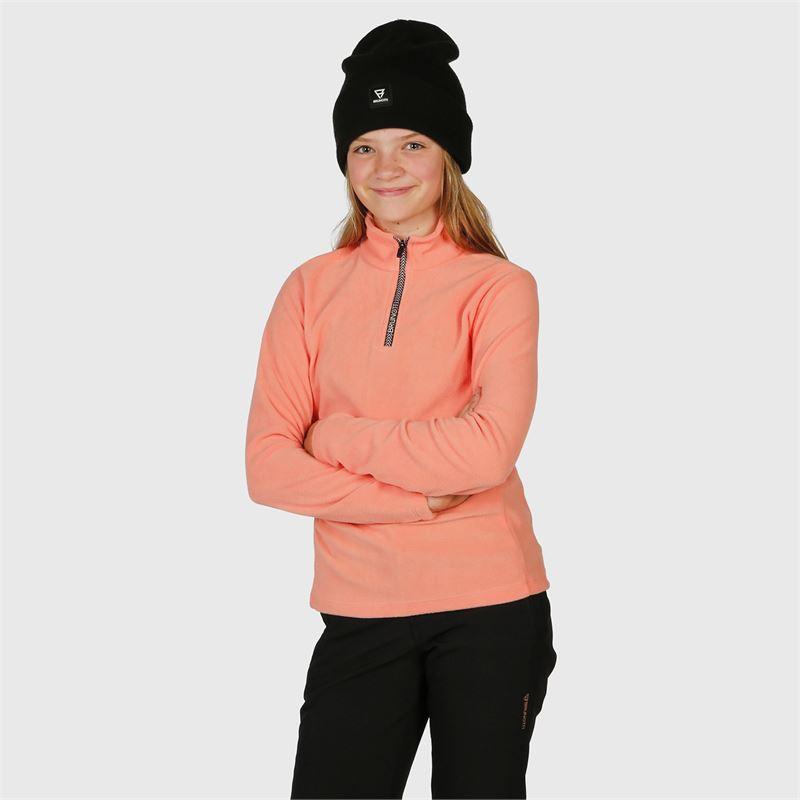 Brunotti Mismy-JR  (roze) - meisjes fleeces - Brunotti online shop