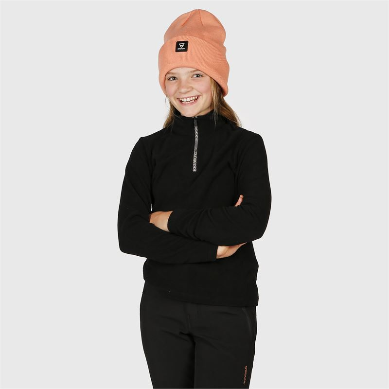 Brunotti Mismy-JR  (zwart) - meisjes fleeces - Brunotti online shop