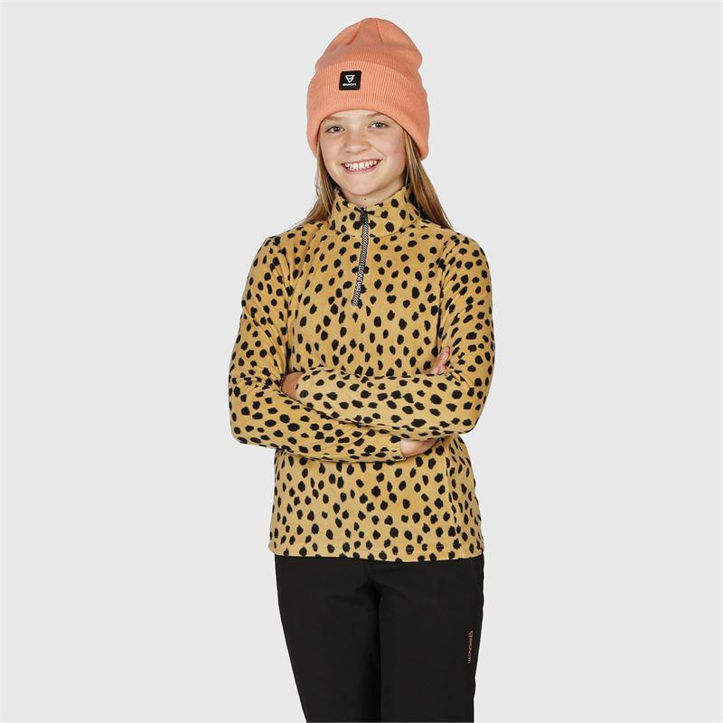 Brunotti Mismy-AO-JR  (beige) - meisjes fleeces - Brunotti online shop