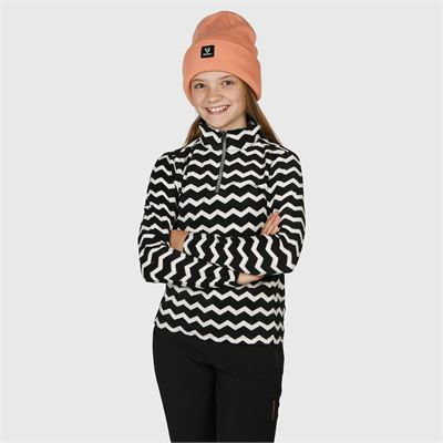Brunotti Mismy-AO-JR Girls Fleece. Beschikbaar in 116,128,140,152,164,176 (2024019673-099)