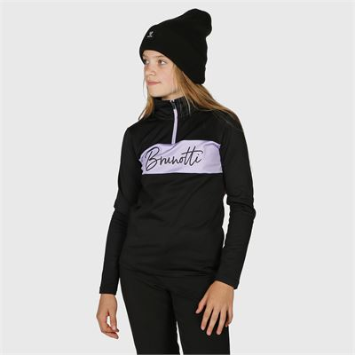 Brunotti Tyra-JR Girls Fleece. Beschikbaar in 116,128,140,152,164,176 (2024019677-099)