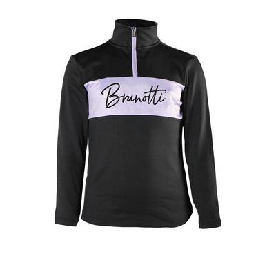 Brunotti Tyra-JR Girls Fleece. Beschikbaar in 116,128,140,152,164,176 (2024019677-099)