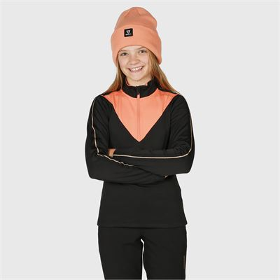 Brunotti Phesant-JR Girls Fleece. Beschikbaar in 116,128,140,152,164,176 (2024019689-0380)