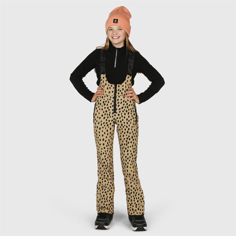 Brunotti Pelesa-AO-JR  (beige) - meisjes skibroeken - Brunotti online shop