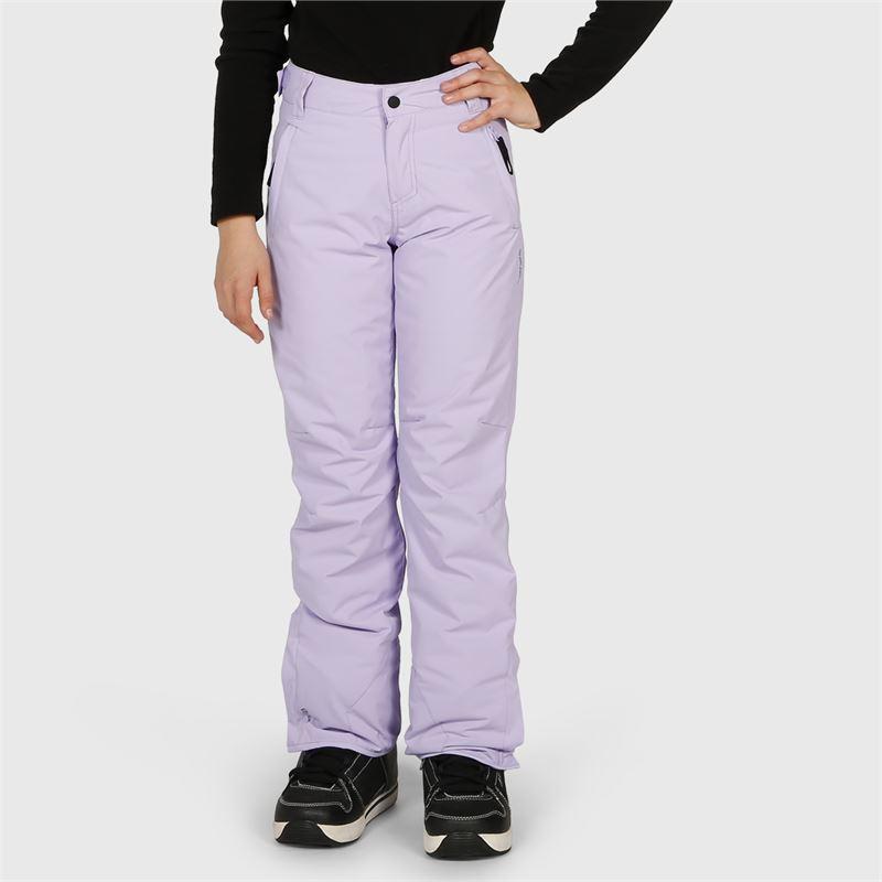Brunotti Sunleaf-JR  (purple) - girls snow pants - Brunotti online shop