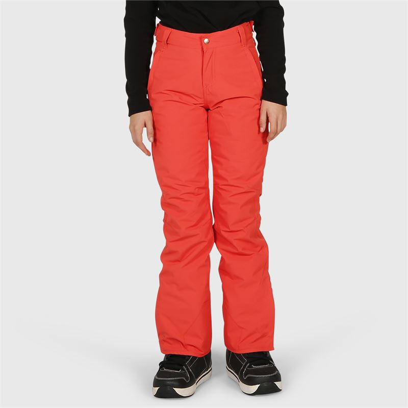 Brunotti Sunleaf-JR  (red) - girls snow pants - Brunotti online shop