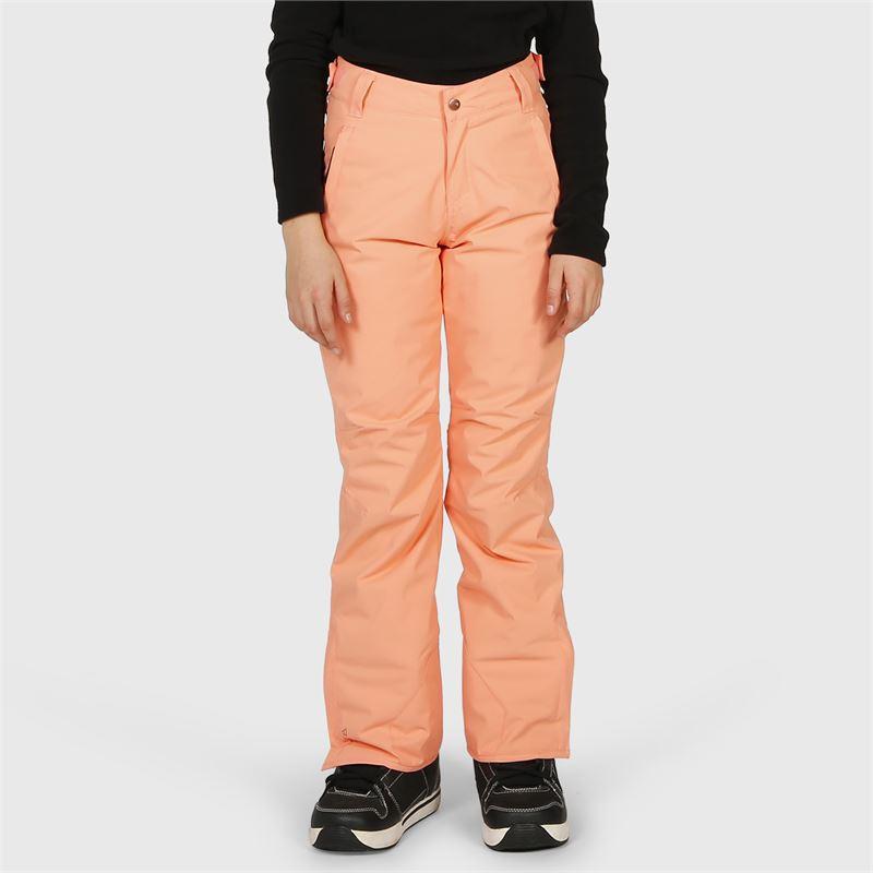 Brunotti Sunleaf-JR  (roze) - meisjes skibroeken - Brunotti online shop