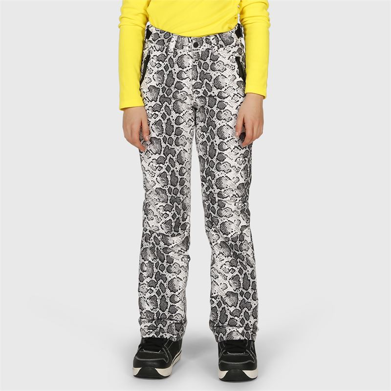 Brunotti Kagu-AO-JR  (white) - girls snow pants - Brunotti online shop