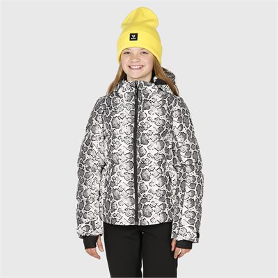 Brunotti Mikala-AO-JR Girls Snowjacket. Available in 116,128,140,152,164,176 (2024123603-001)